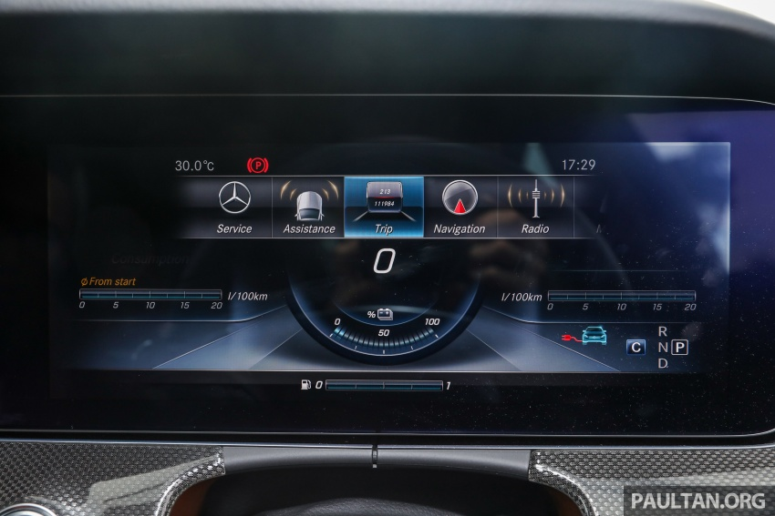 Mercedes-Benz E350e plug-in hybrid launched in M'sia – Exclusive, AMG Line and Edition 60, from RM393k Image #719926