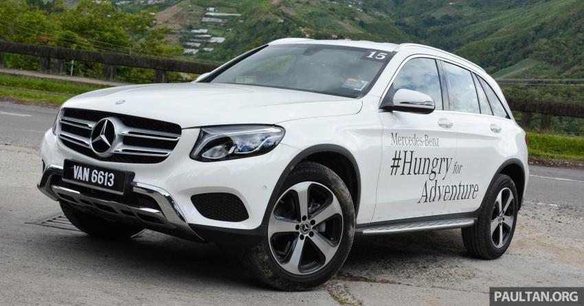 DRIVEN: Mercedes-Benz GLC200 – value for money? Image #725166