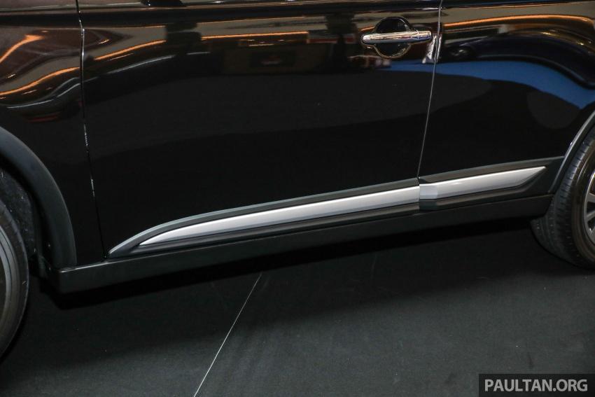GALERI: Mitsubishi Outlander 2.0L 4WD CKD dipertontonkan di Mid Valley – perincian didedahkah Image #717927