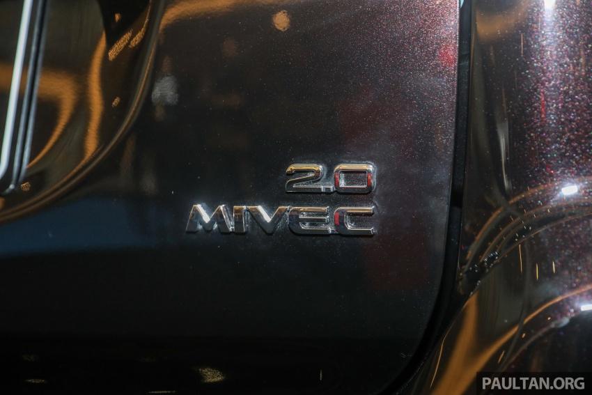 GALERI: Mitsubishi Outlander 2.0L 4WD CKD dipertontonkan di Mid Valley – perincian didedahkah Image #717905