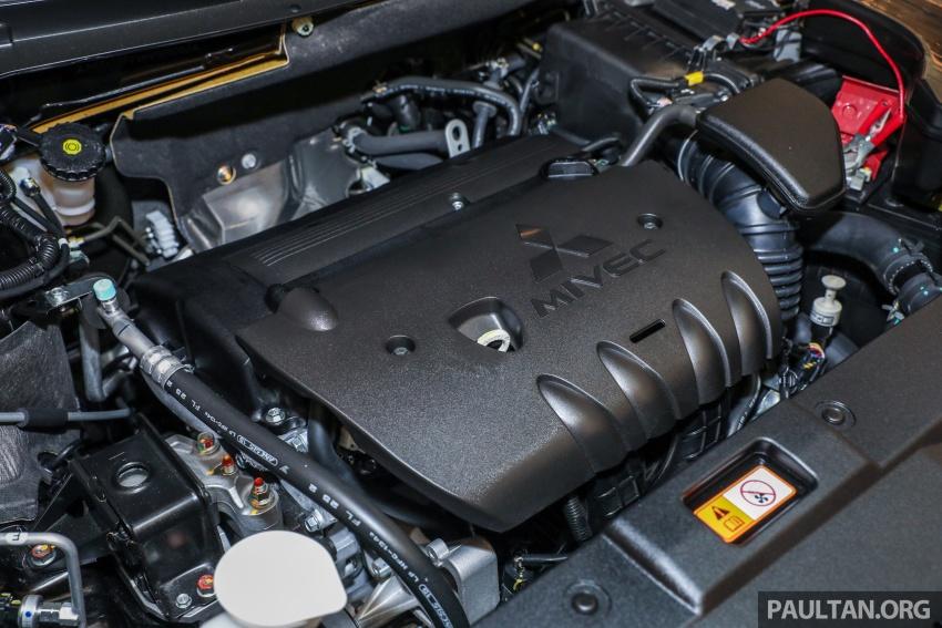 GALERI: Mitsubishi Outlander 2.0L 4WD CKD dipertontonkan di Mid Valley – perincian didedahkah Image #717900