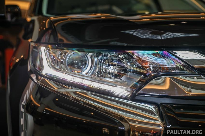 GALERI: Mitsubishi Outlander 2.0L 4WD CKD dipertontonkan di Mid Valley – perincian didedahkah Image #717912