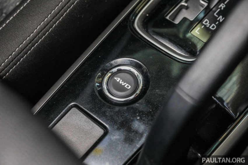 GALERI: Mitsubishi Outlander 2.0L 4WD CKD dipertontonkan di Mid Valley – perincian didedahkah Image #717938