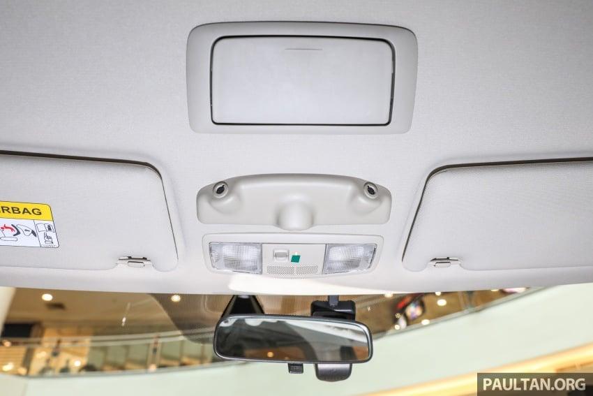 GALERI: Mitsubishi Outlander 2.0L 4WD CKD dipertontonkan di Mid Valley – perincian didedahkah Image #717941