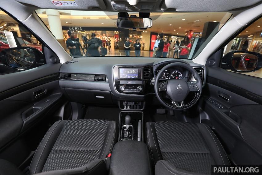 GALERI: Mitsubishi Outlander 2.0L 4WD CKD dipertontonkan di Mid Valley – perincian didedahkah Image #717942