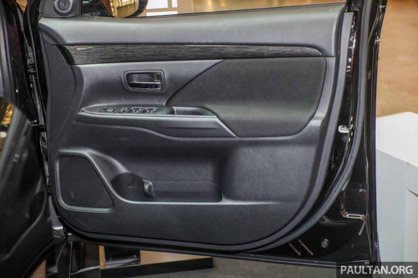 GALERI: Mitsubishi Outlander 2.0L 4WD CKD dipertontonkan di Mid Valley – perincian didedahkah Image #717947