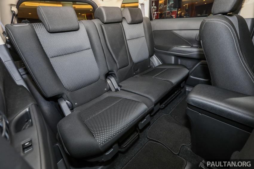 GALERI: Mitsubishi Outlander 2.0L 4WD CKD dipertontonkan di Mid Valley – perincian didedahkah Image #717963