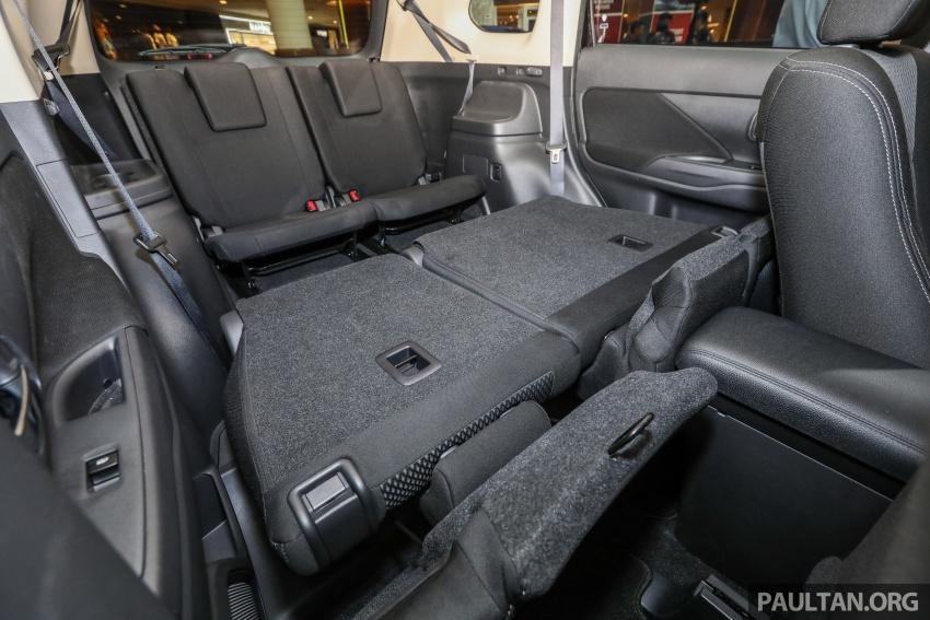 GALERI: Mitsubishi Outlander 2.0L 4WD CKD dipertontonkan di Mid Valley – perincian didedahkah Image #717964