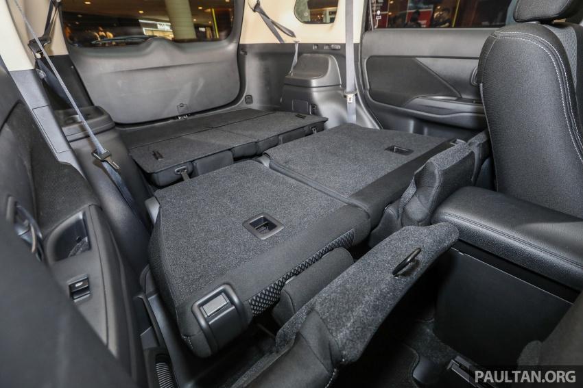 GALERI: Mitsubishi Outlander 2.0L 4WD CKD dipertontonkan di Mid Valley – perincian didedahkah Image #717953