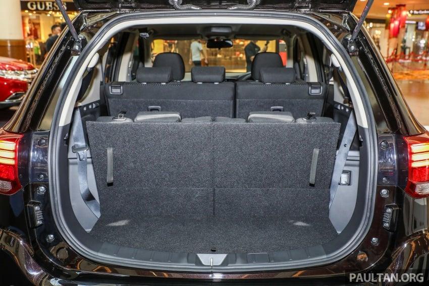 GALERI: Mitsubishi Outlander 2.0L 4WD CKD dipertontonkan di Mid Valley – perincian didedahkah Image #717961