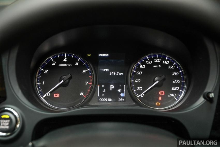 GALERI: Mitsubishi Outlander 2.0L 4WD CKD dipertontonkan di Mid Valley – perincian didedahkah Image #717965