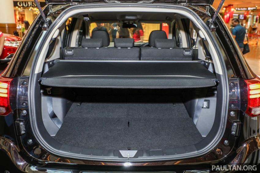 GALERI: Mitsubishi Outlander 2.0L 4WD CKD dipertontonkan di Mid Valley – perincian didedahkah Image #717960