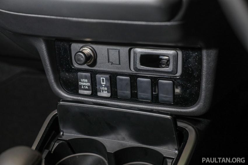 GALERI: Mitsubishi Outlander 2.0L 4WD CKD dipertontonkan di Mid Valley – perincian didedahkah Image #717935