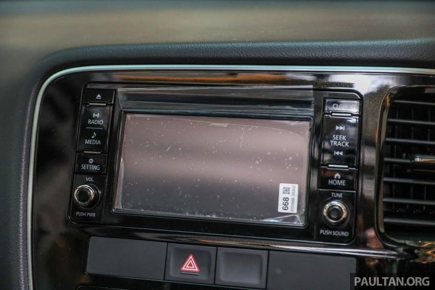 GALERI: Mitsubishi Outlander 2.0L 4WD CKD dipertontonkan di Mid Valley – perincian didedahkah Image #717603
