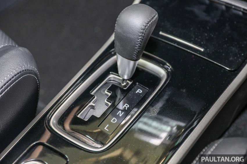 GALERI: Mitsubishi Outlander 2.0L 4WD CKD dipertontonkan di Mid Valley – perincian didedahkah Image #717601
