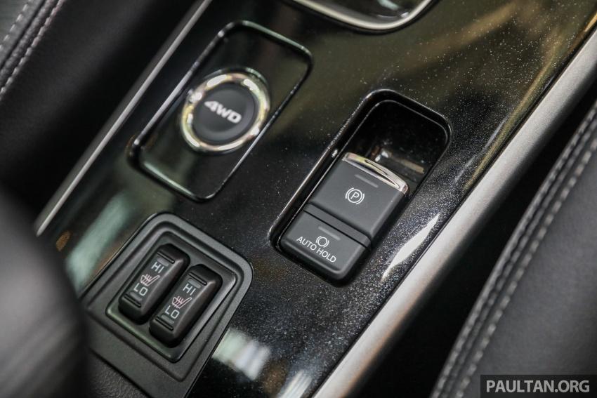 GALERI: Mitsubishi Outlander 2.0L 4WD CKD dipertontonkan di Mid Valley – perincian didedahkah Image #717600