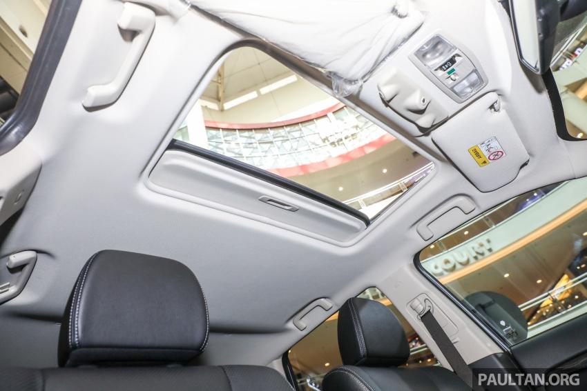 GALERI: Mitsubishi Outlander 2.0L 4WD CKD dipertontonkan di Mid Valley – perincian didedahkah Image #717589