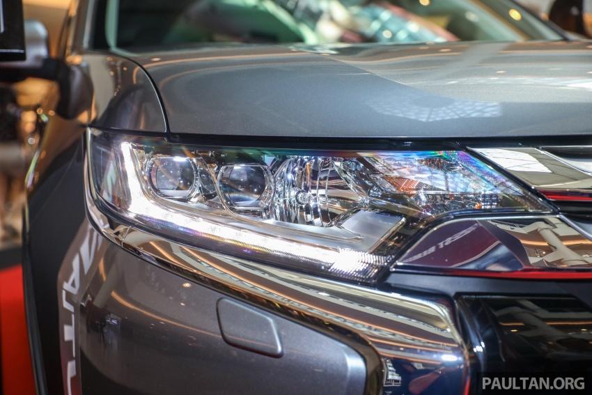 GALERI: Mitsubishi Outlander 2.0L 4WD CKD dipertontonkan di Mid Valley – perincian didedahkah Image #717609
