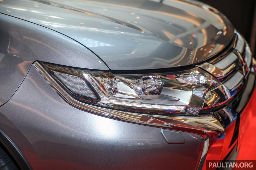 GALERI: Mitsubishi Outlander 2.0L 4WD CKD dipertontonkan di Mid Valley – perincian didedahkah Image #717608