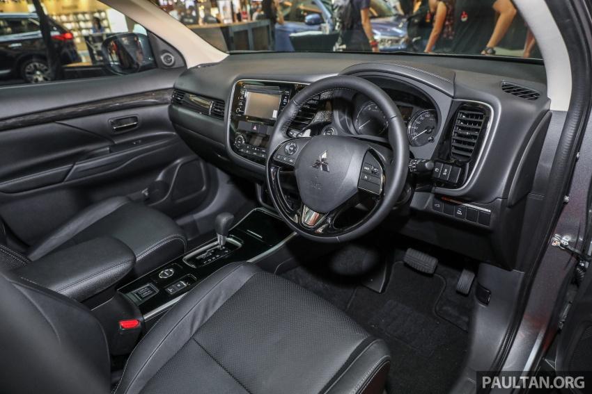 GALERI: Mitsubishi Outlander 2.0L 4WD CKD dipertontonkan di Mid Valley – perincian didedahkah Image #717607