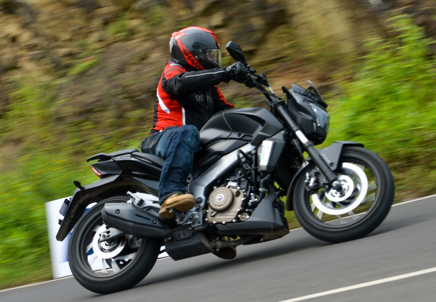 FIRST RIDE: 2018 Modenas Dominar 400 – 35 PS, thumping good fun, and it's coming to Malaysia soon! Image #720734