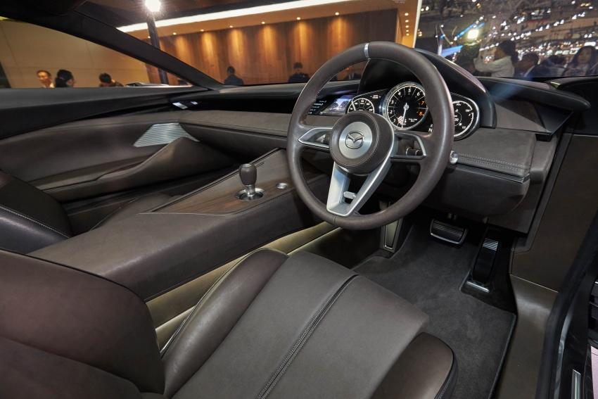 Tokyo 2017: Mazda Vision Coupe – the future of Kodo Image #729331