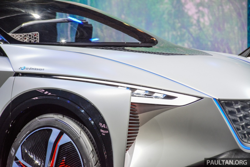 Tokyo 2017: Nissan IMx Concept with 600 km EV range Image #727935