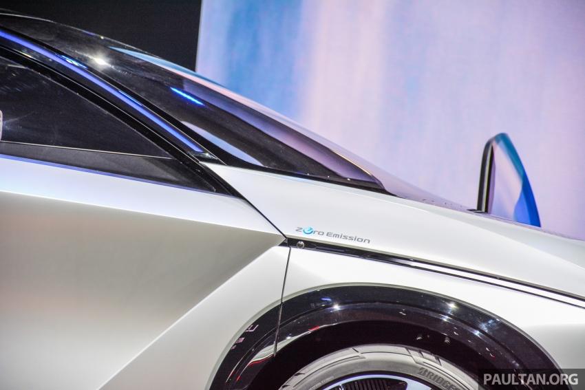 Tokyo 2017: Nissan IMx Concept with 600 km EV range Image #727936