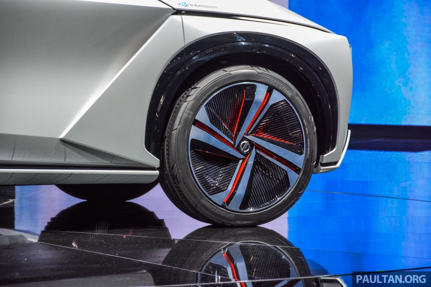 Tokyo 2017: Nissan IMx Concept with 600 km EV range Image #727937