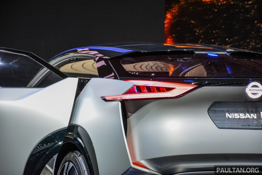 Tokyo 2017: Nissan IMx Concept with 600 km EV range Image #727939