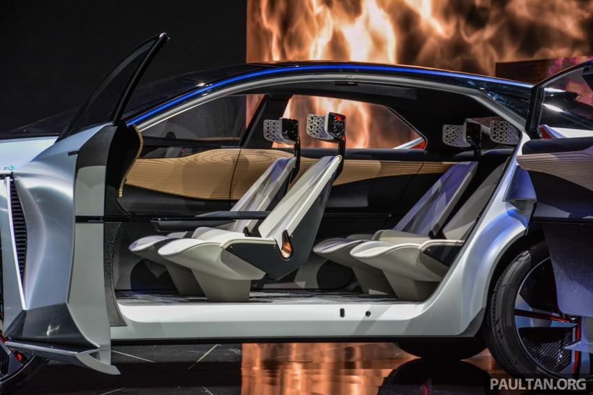 Tokyo 2017: Nissan IMx Concept with 600 km EV range Image #727941