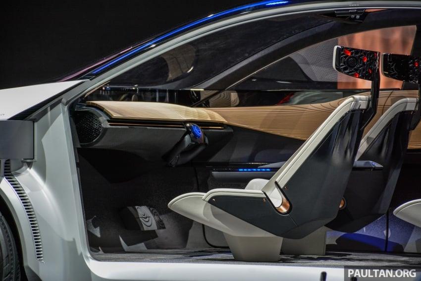 Tokyo 2017: Nissan IMx Concept with 600 km EV range Image #727943