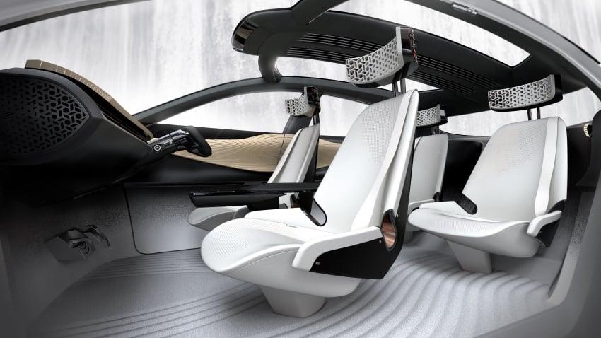 Tokyo 2017: Nissan IMx Concept with 600 km EV range Image #727721
