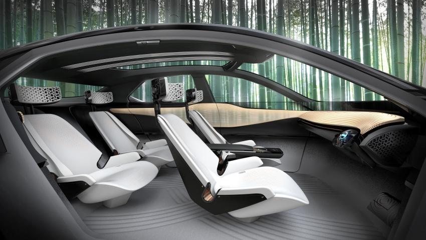 Tokyo 2017: Nissan IMx Concept with 600 km EV range Image #727723