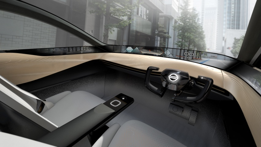 Tokyo 2017: Nissan IMx Concept with 600 km EV range Image #727726