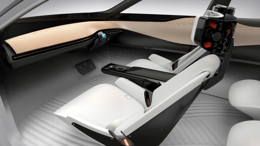 Tokyo 2017: Nissan IMx Concept with 600 km EV range Image #727727