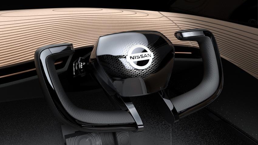 Tokyo 2017: Nissan IMx Concept with 600 km EV range Image #727728