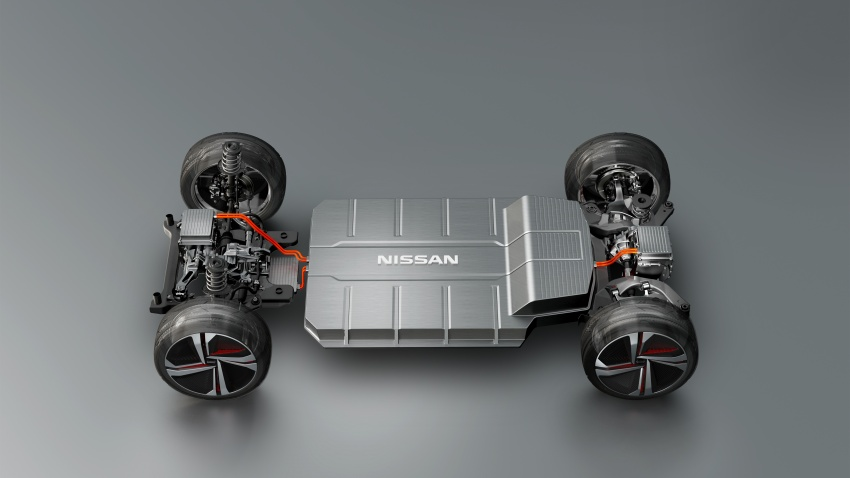 Tokyo 2017: Nissan IMx Concept with 600 km EV range Image #727733