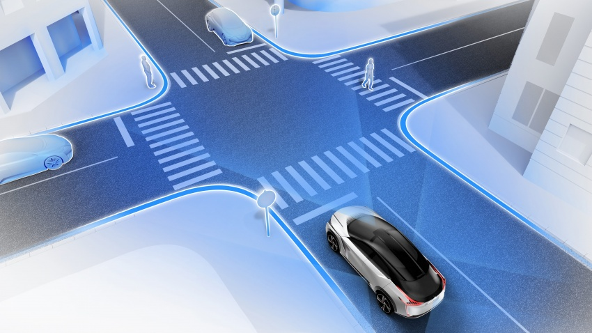 Tokyo 2017: Nissan IMx Concept with 600 km EV range Image #727734
