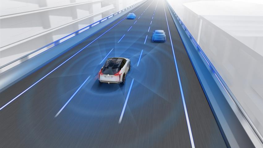Tokyo 2017: Nissan IMx Concept with 600 km EV range Image #727735