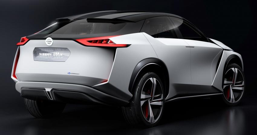 Tokyo 2017: Nissan IMx Concept with 600 km EV range Image #727714