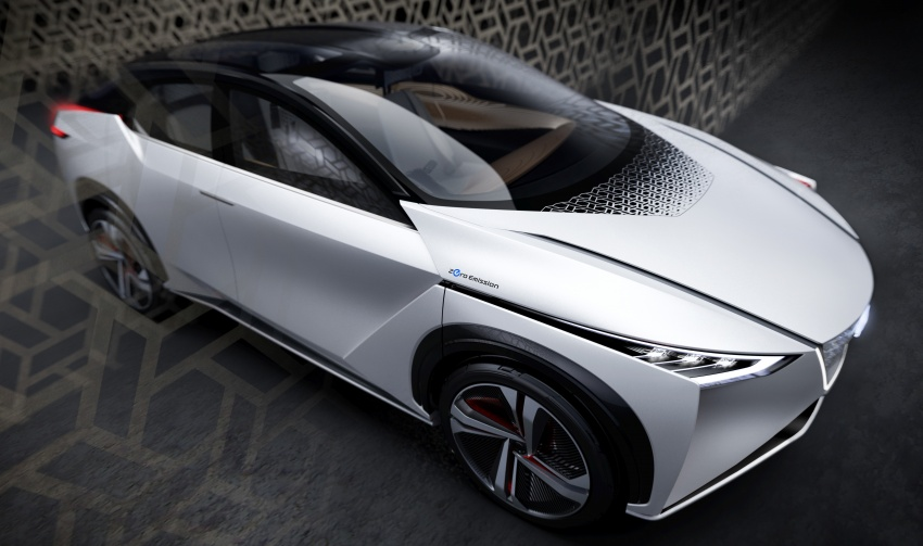 Tokyo 2017: Nissan IMx Concept with 600 km EV range Image #727715