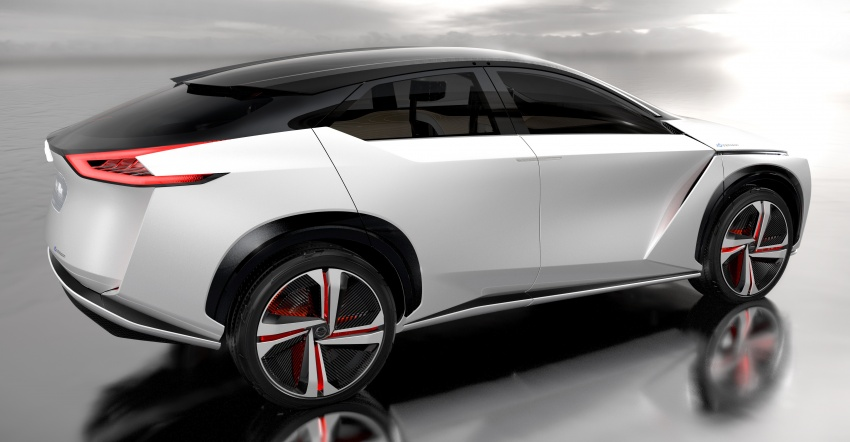 Tokyo 2017: Nissan IMx Concept with 600 km EV range Image #727717