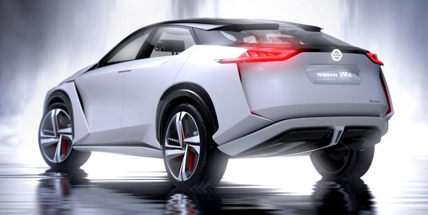 Tokyo 2017: Nissan IMx Concept with 600 km EV range Image #727718