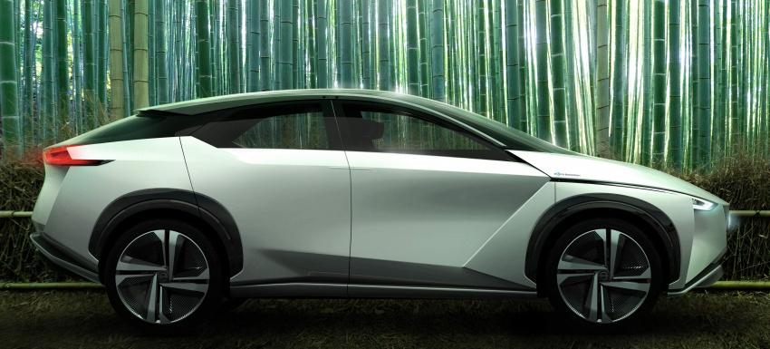 Tokyo 2017: Nissan IMx Concept with 600 km EV range Image #727719