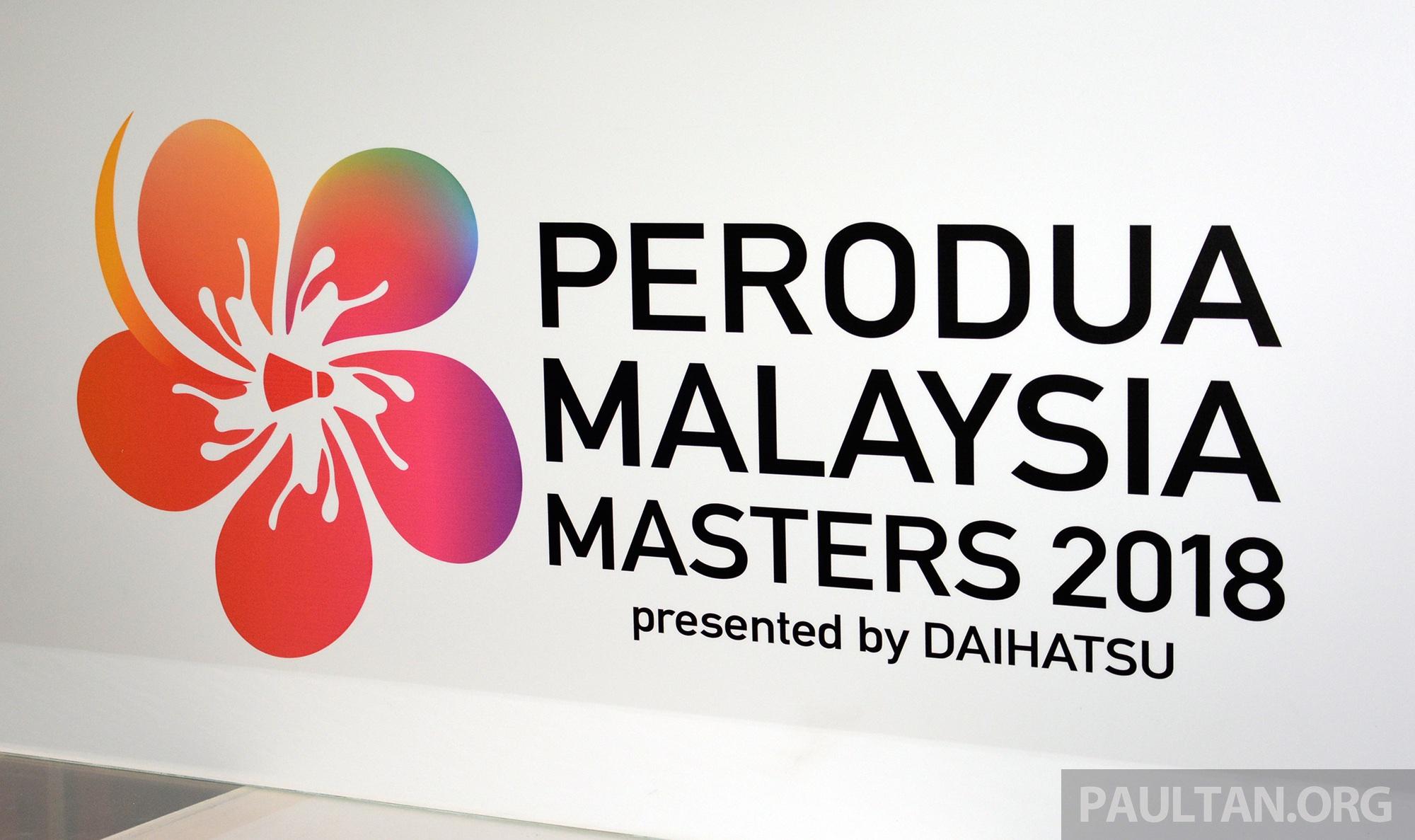 Daihatsu sponsors badminton in Japan and ASEAN - Perodua