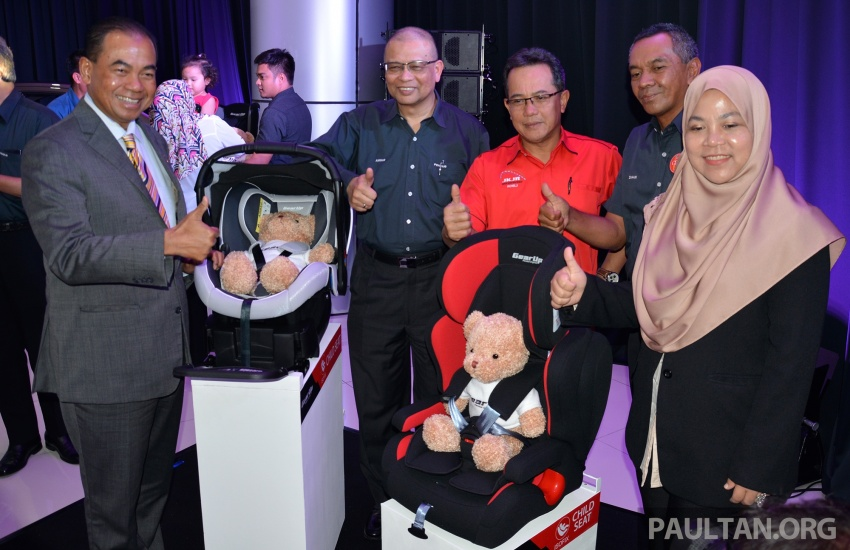 Perodua launches five-year road safety campaign, introduces Gear Up child seats from just RM660 Image #730082