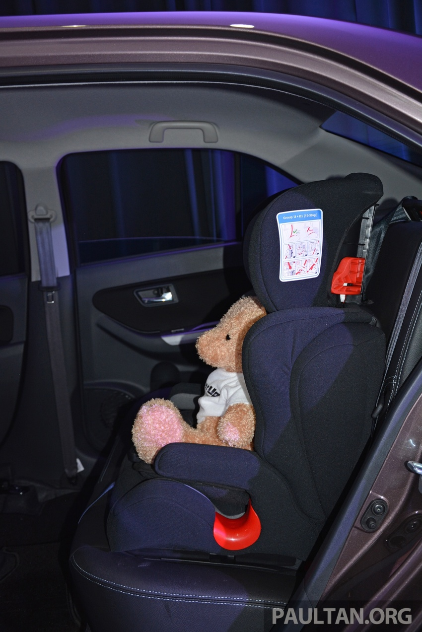 Perodua launches five-year road safety campaign, introduces Gear Up child seats from just RM660 Image #730089