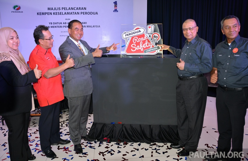 Perodua launches five-year road safety campaign, introduces Gear Up child seats from just RM660 Image #730092
