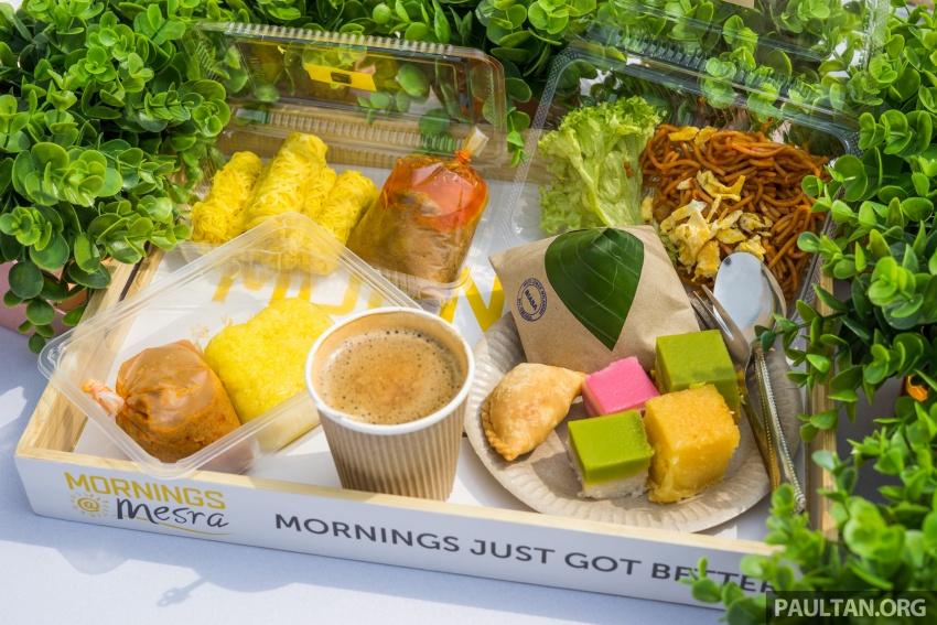Petronas revamps Mornings@Mesra breakfast combos Image #726407